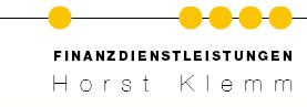 Horst Klemm Finanzdienstleistung